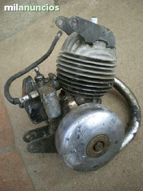 MOTOR MOTOBECANE 49. 9 CM3 - foto 6