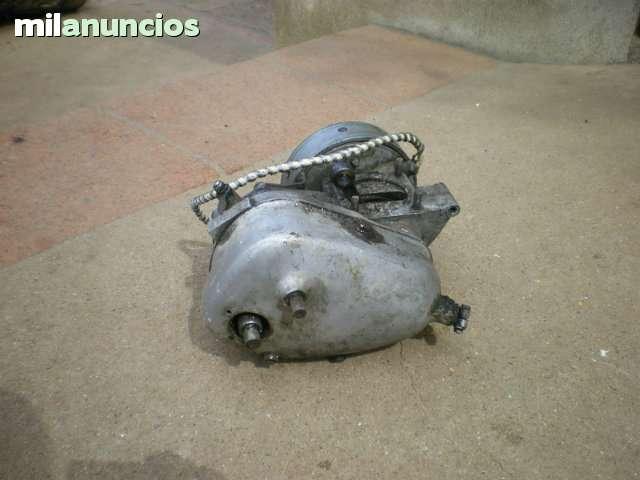 MOTOR DE MOTO ANTIGUA,  DESCONOZCO MODELO - foto 1