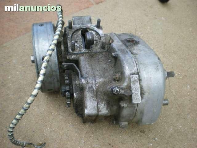 MOTOR DE MOTO ANTIGUA,  DESCONOZCO MODELO - foto 4