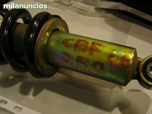 AMORTIGUADOR TRASERO HONDA CBF-250 (06) - foto 3