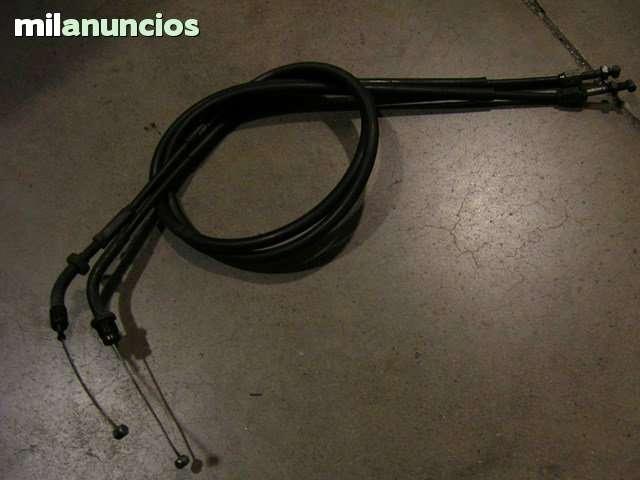 CABLES ACELERADOR HONDA CBF-250 (06) - foto 1