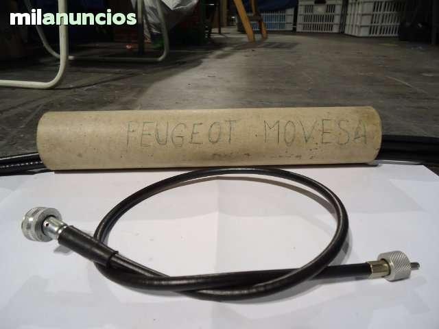 CABLE VELOCIMETRO PEUGEOT MOVESA 2 SERIE - foto 1