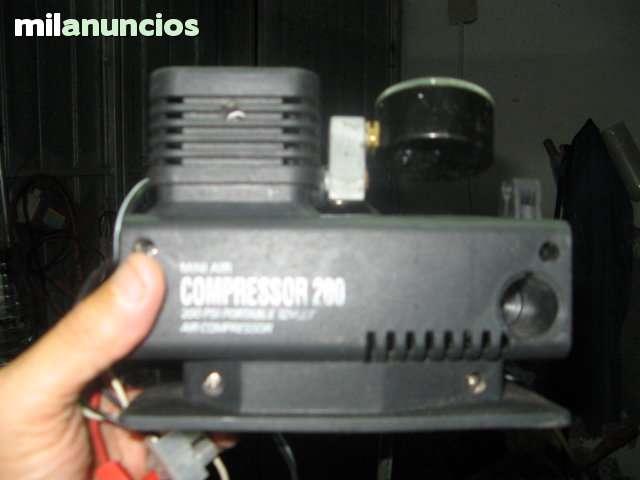 COMPRESOR AIRE 12 V - foto 1