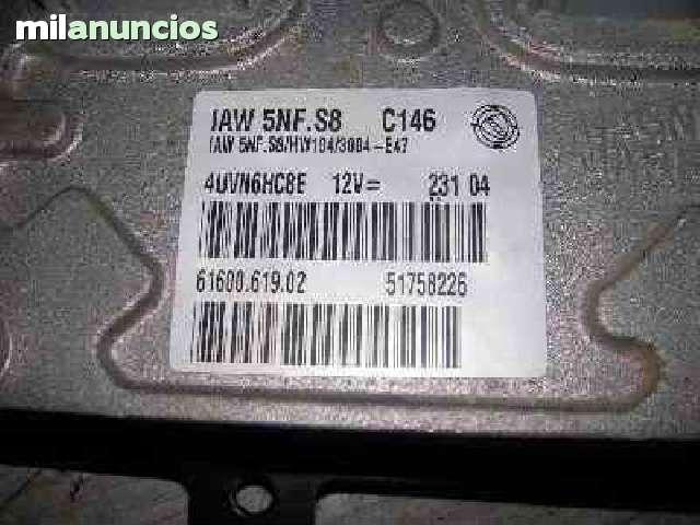 CENTRALITA MOTOR FIAT PANDA IAW5NFS8 - foto 2