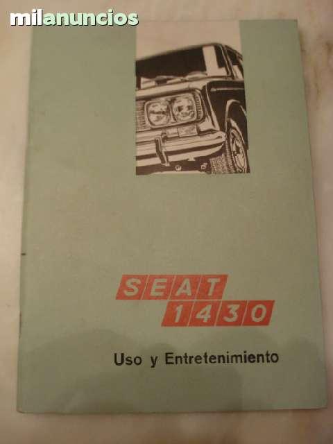 LIBRO SEAT 1430 USO Y ENTRETENIMIENTO - foto 1