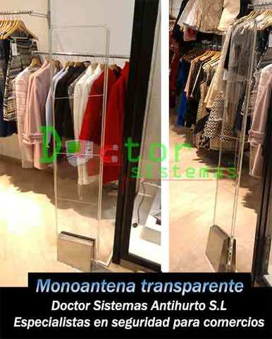 MONOANTENA ANTI-HURTO PARA TIENDAS - foto 1