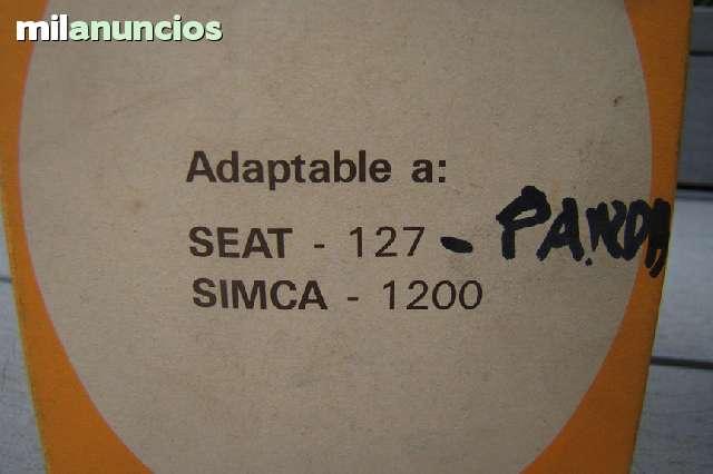 TAPA DELCO SEAT 127 SIMCA 1200 - foto 3