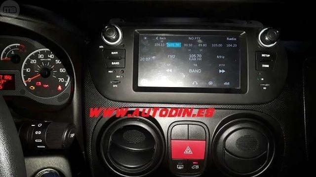 RADIO GPS OEM ANDROID FIAT FIORINO - foto 1