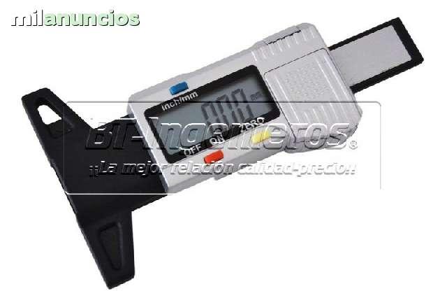 MEDIDOR DE PROFUNDIDAD DIGITAL.  0-25 MM.  - foto 1