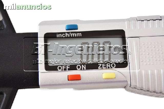MEDIDOR DE PROFUNDIDAD DIGITAL.  0-25 MM.  - foto 2