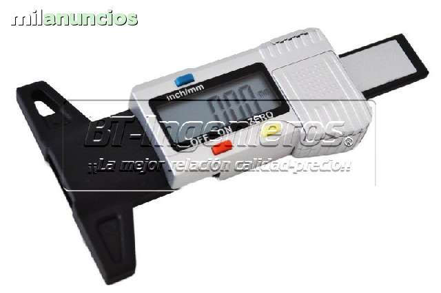 MEDIDOR DE PROFUNDIDAD DIGITAL.  0-25 MM.  - foto 5