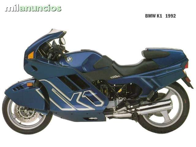 BMW K1 - K100 K75 K1100 RS LT RT - foto 1