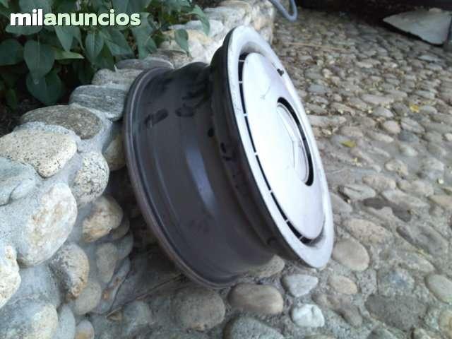 LLANTAS DE HIERRO MERCEDES - foto 2