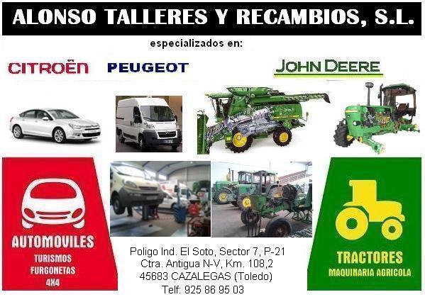 TALLER MECANICO TRACTORES - MAQUINARIA - foto 1