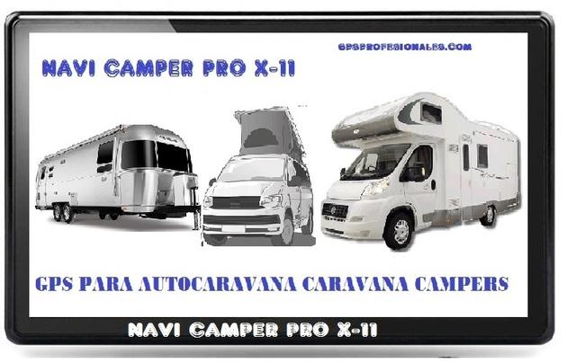 NAVI CAMPER ESPECIAL PARA AUTOCARAVANAS - foto 2