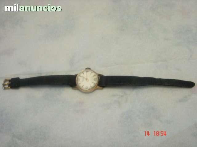 Reloj Antiguo De Mujer