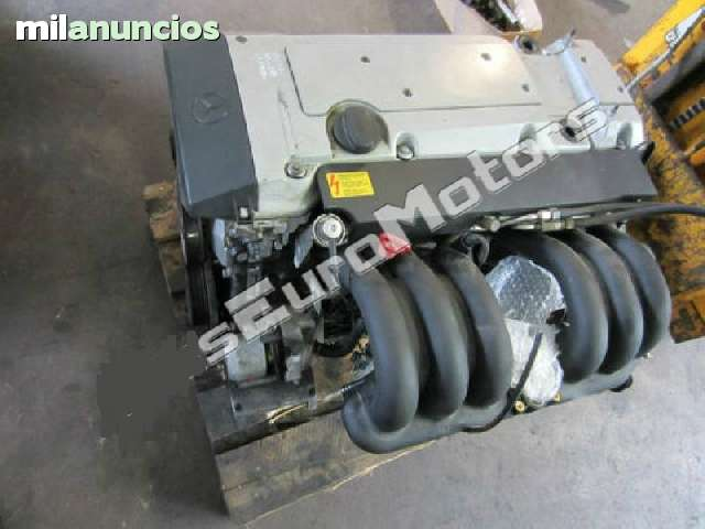 MOTOR MERCEDES C280 W202 TIPO 104941 - foto 1