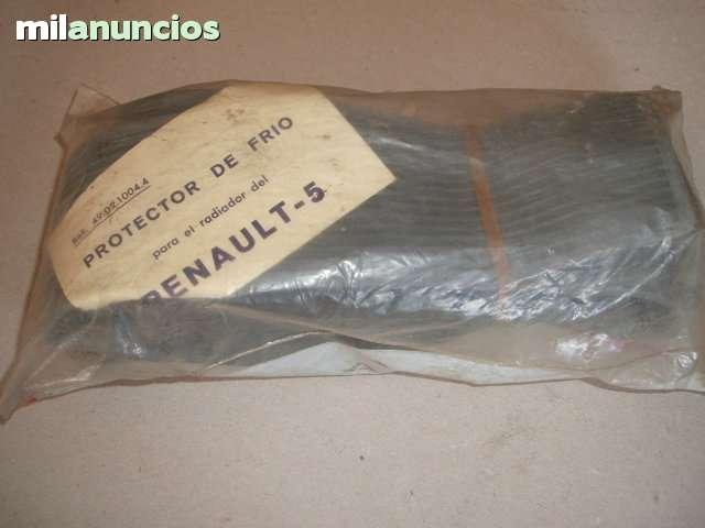 PROTECTOR DE FRÍO RENAULT 5 - foto 1