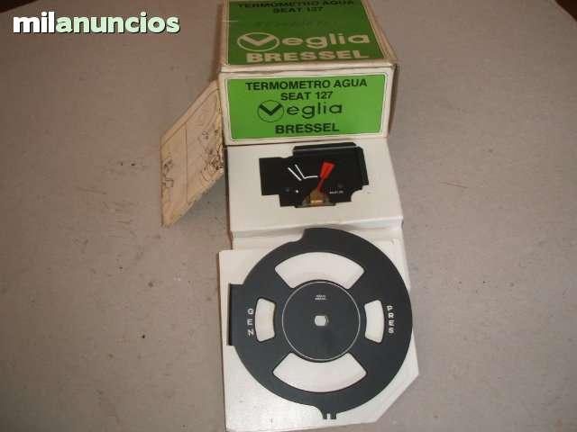TERMÓMETRO CUADRO DE AGUA SEAT 127 - foto 2