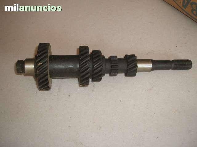 TRENES DE CAMBIO CON PIÑONES SEAT 127 - foto 1