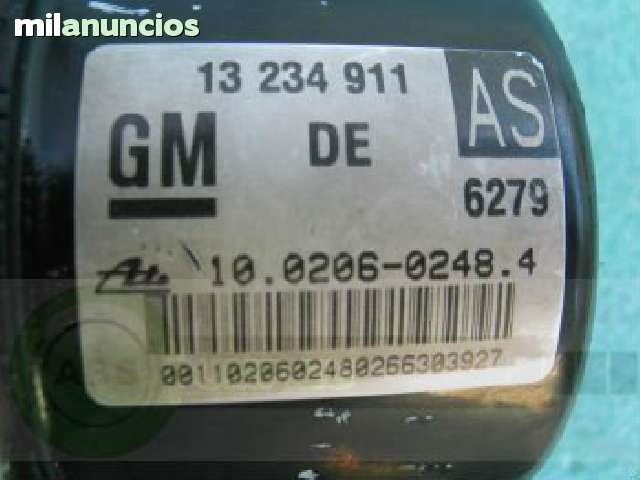 BOMBA ABS OPEL ASTRA H ATE 13234911 - foto 2