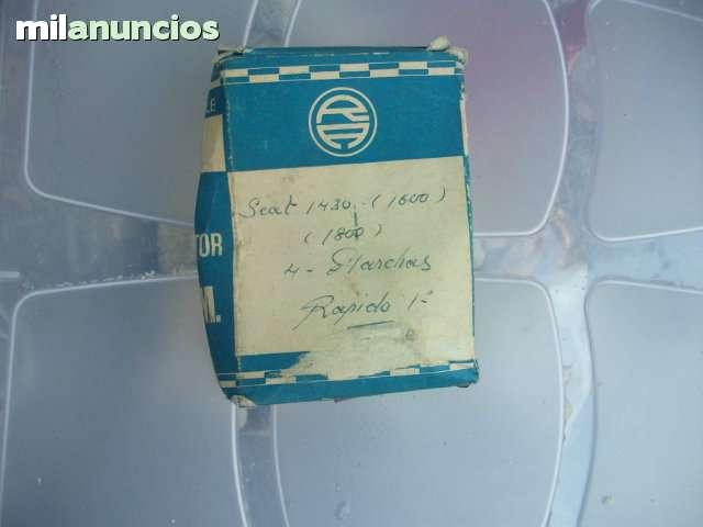 PIEZAS DE REPUESTO SEAT 124 - foto 1