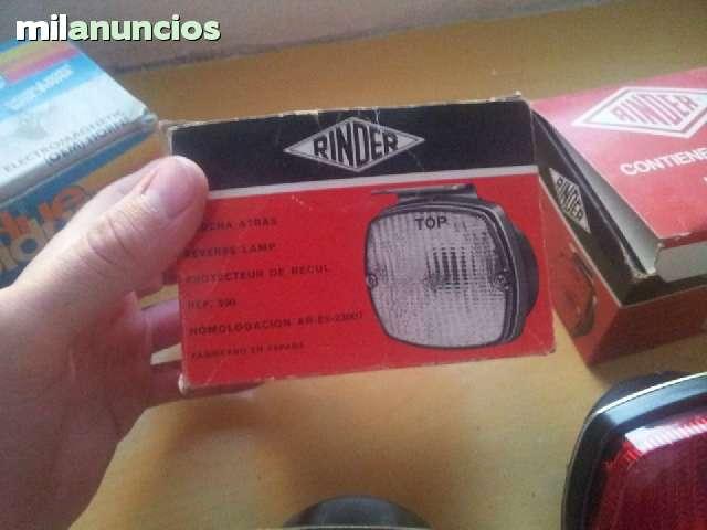 PILOTOS AUXILIARES RINDER PARA CLÁSICOS - foto 2