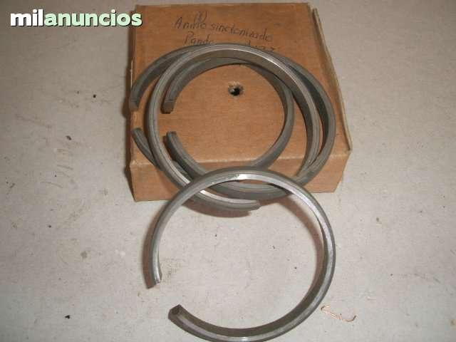 ANILLOS SINCRONIZADO CAMBIO SEAT 127 - foto 1