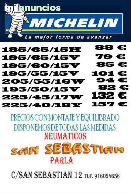 NEUMATICOS SAN SEBASTIAN PARLA 165/65/14 - foto 5