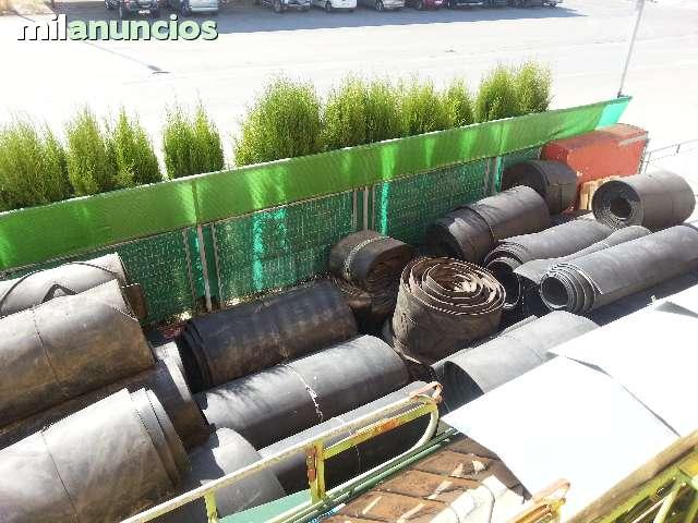 BANDAS TRANSPORTADORAS USADAS Y NUEVAS - foto 3