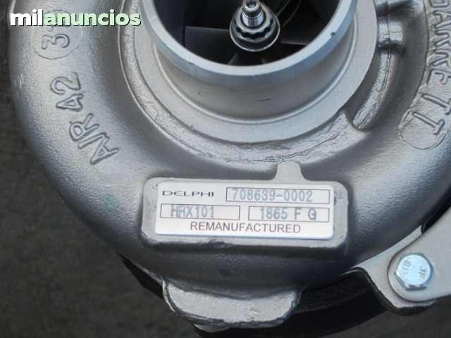 TURBO DE INTERCAMBIO HRX101 - foto 3