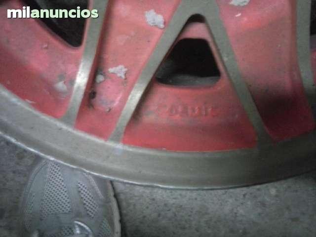 DOS LLANTAS ALUMINIO COSMIC PARASEAT 600 - foto 3