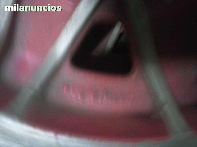 DOS LLANTAS ALUMINIO COSMIC PARASEAT 600 - foto 5