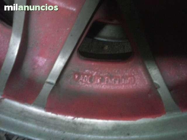 DOS LLANTAS ALUMINIO COSMIC PARASEAT 600 - foto 6