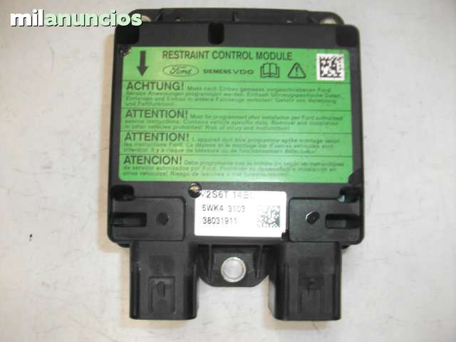 CENTRALITA AIRBAG - FORD - 2S6T14B056EP - foto 1