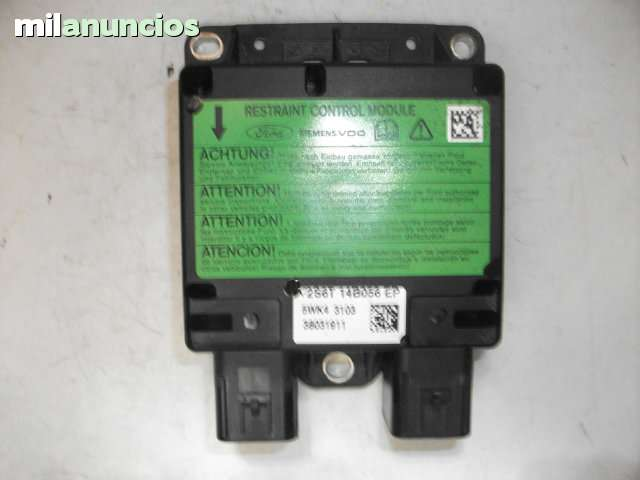 CENTRALITA AIRBAG - FORD - 2S6T14B056EP - foto 3