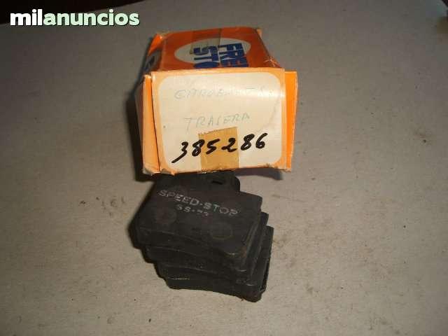 PASTILLAS DE FRENO TRASERAS CITROEN GS - foto 1