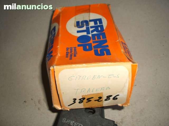 PASTILLAS DE FRENO TRASERAS CITROEN GS - foto 2