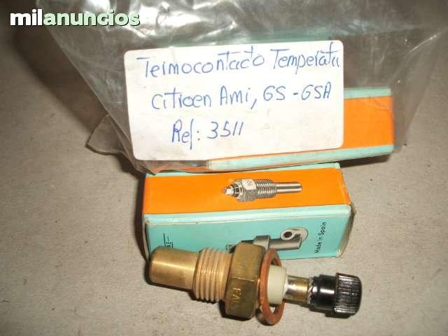 TERMOCONTACTO TEMPERATURA CITROEN GS - foto 1