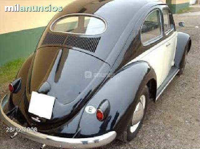 ALQUILER VW ESCARABAJO OVAL BODAS - foto 7