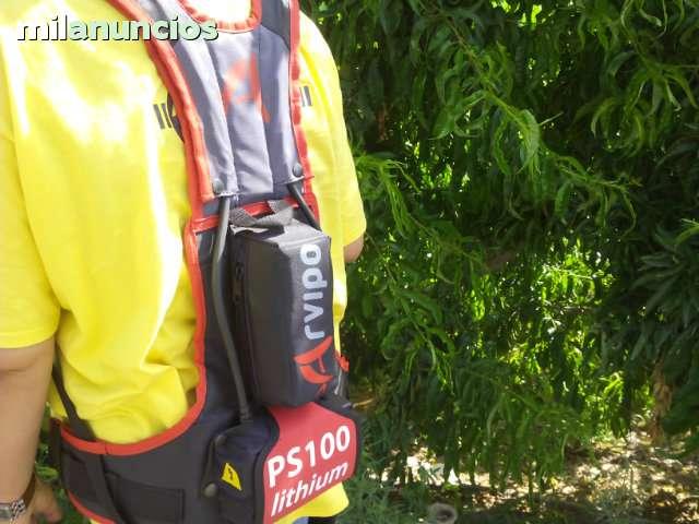 TIJERA PODA ELECTRICA ARVIPO - foto 3