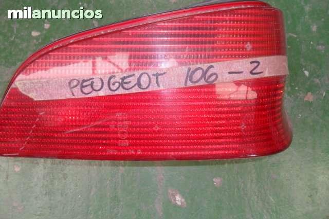 PILOTO TRAERO PEUGEOT 106 - foto 1