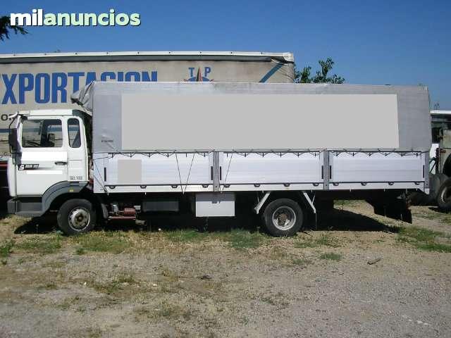 RENAULT S160 - CAJA ALUMINIO - foto 1