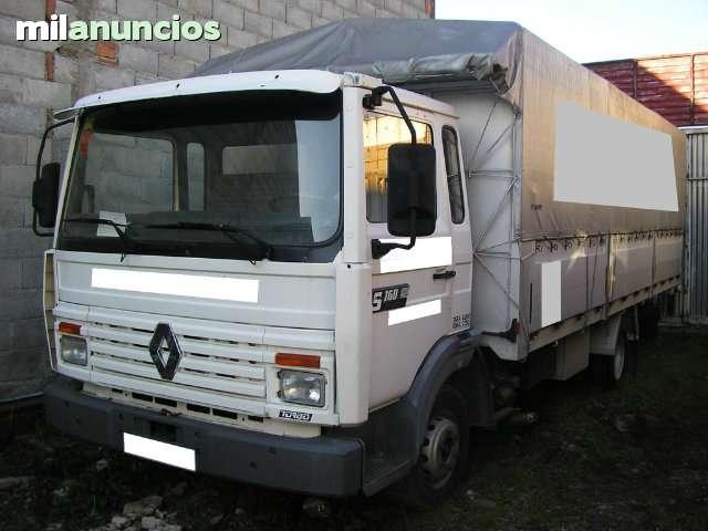 RENAULT S160 - CAJA ALUMINIO - foto 2