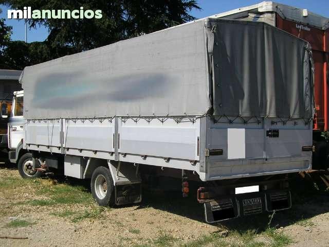 RENAULT S160 - CAJA ALUMINIO - foto 3