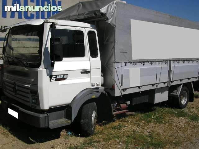 RENAULT S160 - CAJA ALUMINIO - foto 5