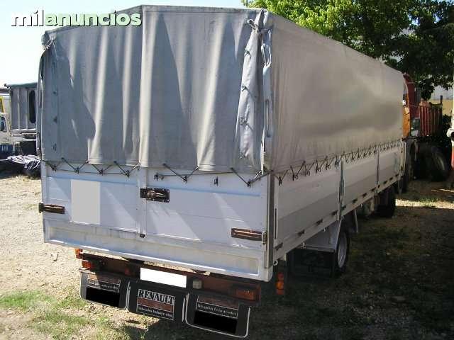 RENAULT S160 - CAJA ALUMINIO - foto 6