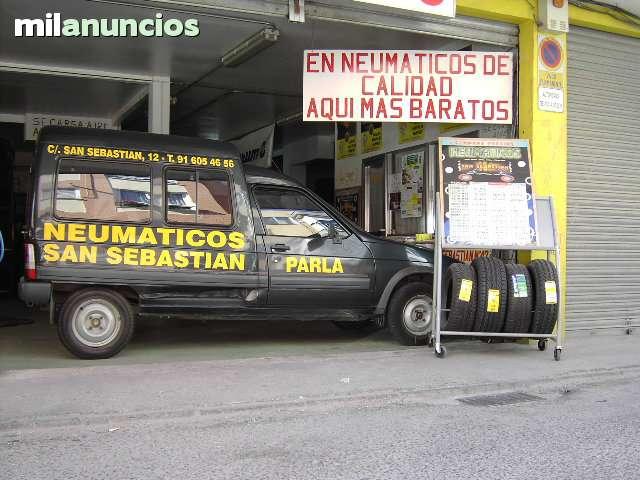 NEUMATICOS SAN SEBASTIAN PARLA - foto 3