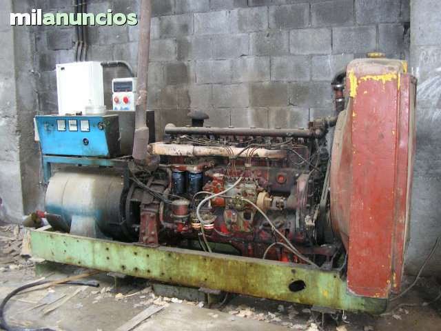 GENERADOR DE CORRIENTE 175 KVA - foto 1