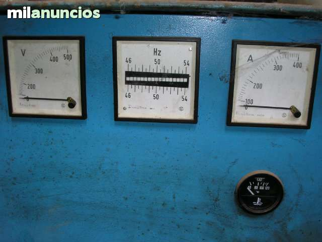 GENERADOR DE CORRIENTE 175 KVA - foto 3
